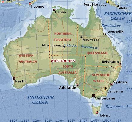 west pazifischer ozean